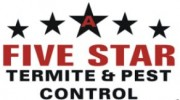 A Five Star Termite & Pest Control