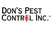 Don's Pest Control