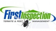 First Inspection Termite & Pest