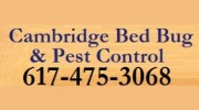 Cambridge Bed Bug & Pest Control