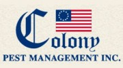 Colony Pest Management