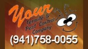 Your Termite & Pest Control Company