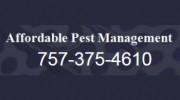 Affordable Pest Management