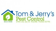 Tom & Jerry's Pest Control