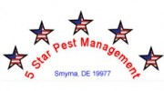 5 Star Pest Management