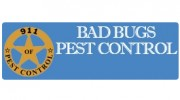 Bad Bugs Pest Control