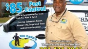 Fresno Residential and Commercial Pest Control